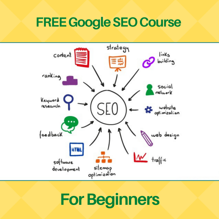 FREE SEO Google COURSE for beginners